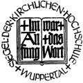 Kirchliche Hochschule Wuppertal/Bethel