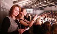 Campus M21 bei der Mercedes Fashion Week