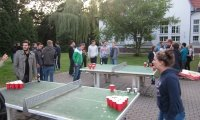 Studentenparty am Campus Eisenach