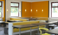 Unsere Cafeteria