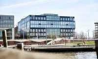 KLU is located in the Hamburg Hafencity
