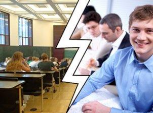 Uni vs. FH: Wo ist das Studium besser?