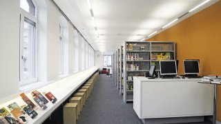 Bibliothek am Campus Tuttlingen