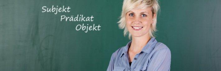 Deutsch Studium