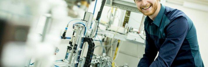 Maschinenbau Studium