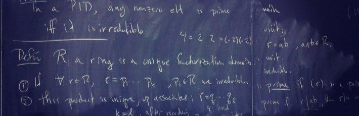 Mathematik Studium