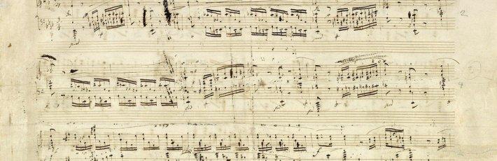 Musikwissenschaft Studium