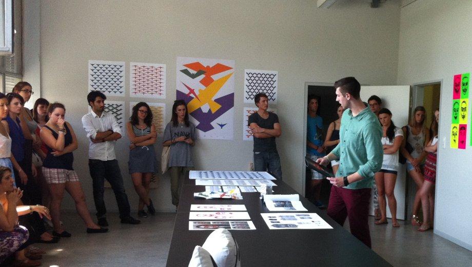 Academy of visual arts frankfurt 14 bewertungen zum studium for Grafikdesign studium frankfurt