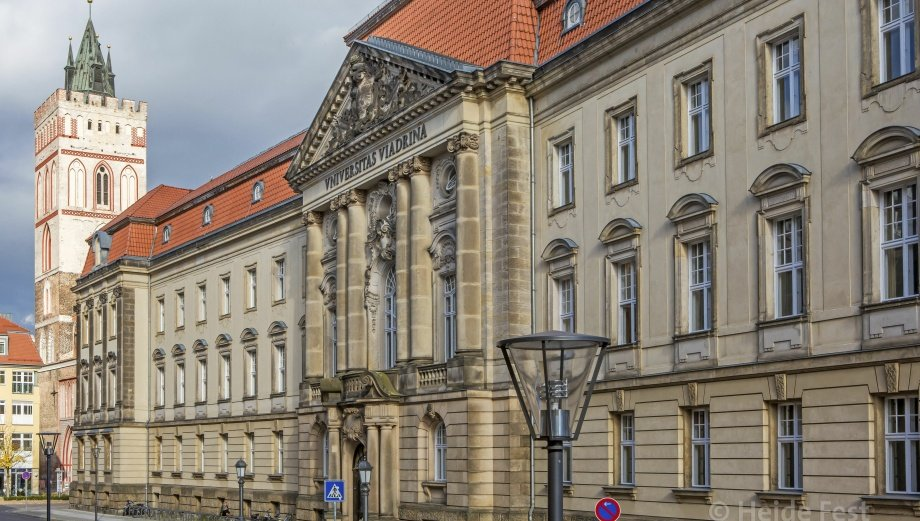 Uni frankfurt oder 385 bewertungen zum studium - Beste architektur uni europa ...