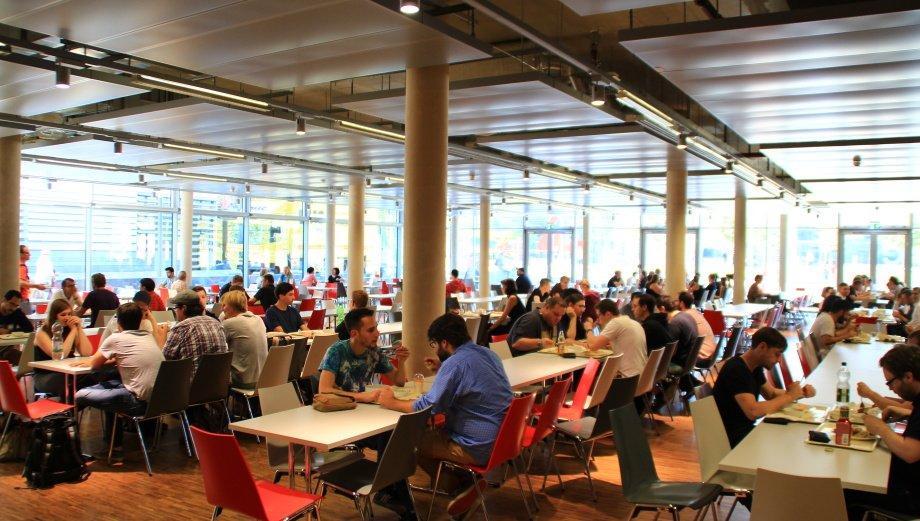mensa campus derendorf - Fh Dusseldorf Bewerbung