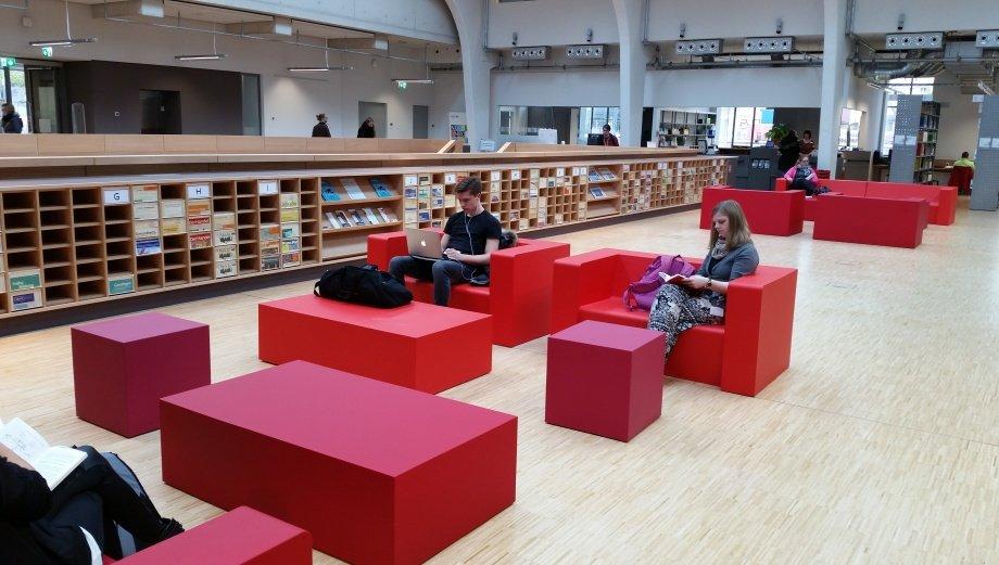 klaus kammerichs campus golzheim hochschulbibliothek - Fh Dusseldorf Bewerbung