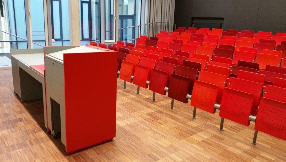 gebude 4 zentraler hrsaal - Fh Dsseldorf Bewerbung
