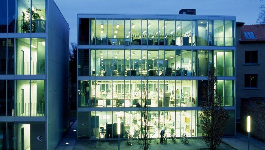 Uni weimar 179 bewertungen zum studium for Uni architektur
