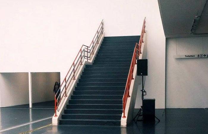Die Treppe ins Nichts und andere Kuriositäten an Deutschlands Unis