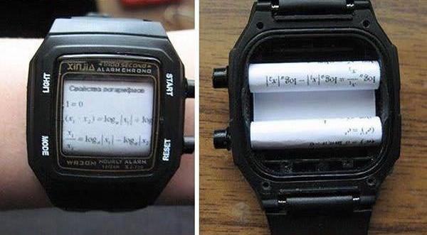 Armbanduhr Spicker