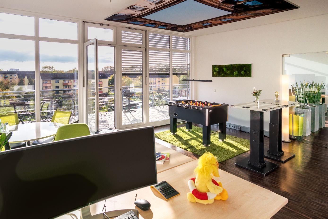 Büro von StudyCheck.de