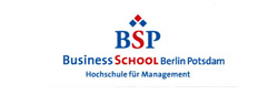 BSP - Business School Berlin Logo