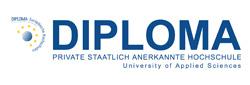 DIPLOMA Hochschule Nordhessen Logo