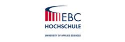 EBC Hochschule Logo