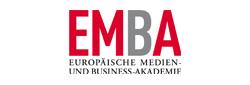 EMBA - Europäische Medien- und Business-Akademie Logo
