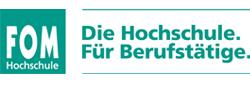 FOM Hochschule Logo