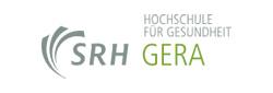 SRH Hochschule für Gesundheit Gera Logo