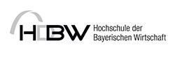 Hochschule der Bayerischen Wirtschaft Logo