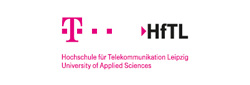 HfTL - Hochschule für Telekommunikation Leipzig Logo