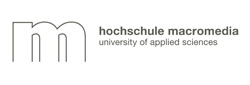 Hochschule Macromedia, University of Applied Sciences Logo