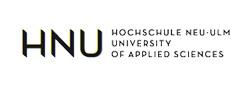 HNU - Hochschule Neu-Ulm Logo