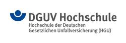 Hochschule der Deutschen Gesetzlichen Unfallversicherung (HGU) Logo