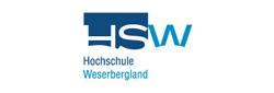 HSW - Hochschule Weserbergland Logo