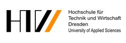 HTW – Hochschule für Technik und Wirtschaft Dresden Logo