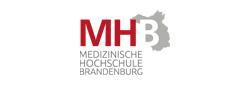 MHB Medizinische Hochschule Brandenburg Theodor Fontane Logo