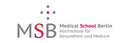 MSB Medical School Berlin Logo