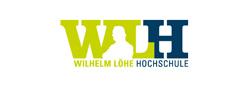 WLH - Wilhelm Löhe Hochschule Logo