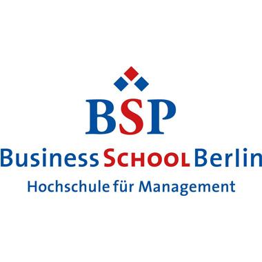 BSP - Business School Berlin Logo