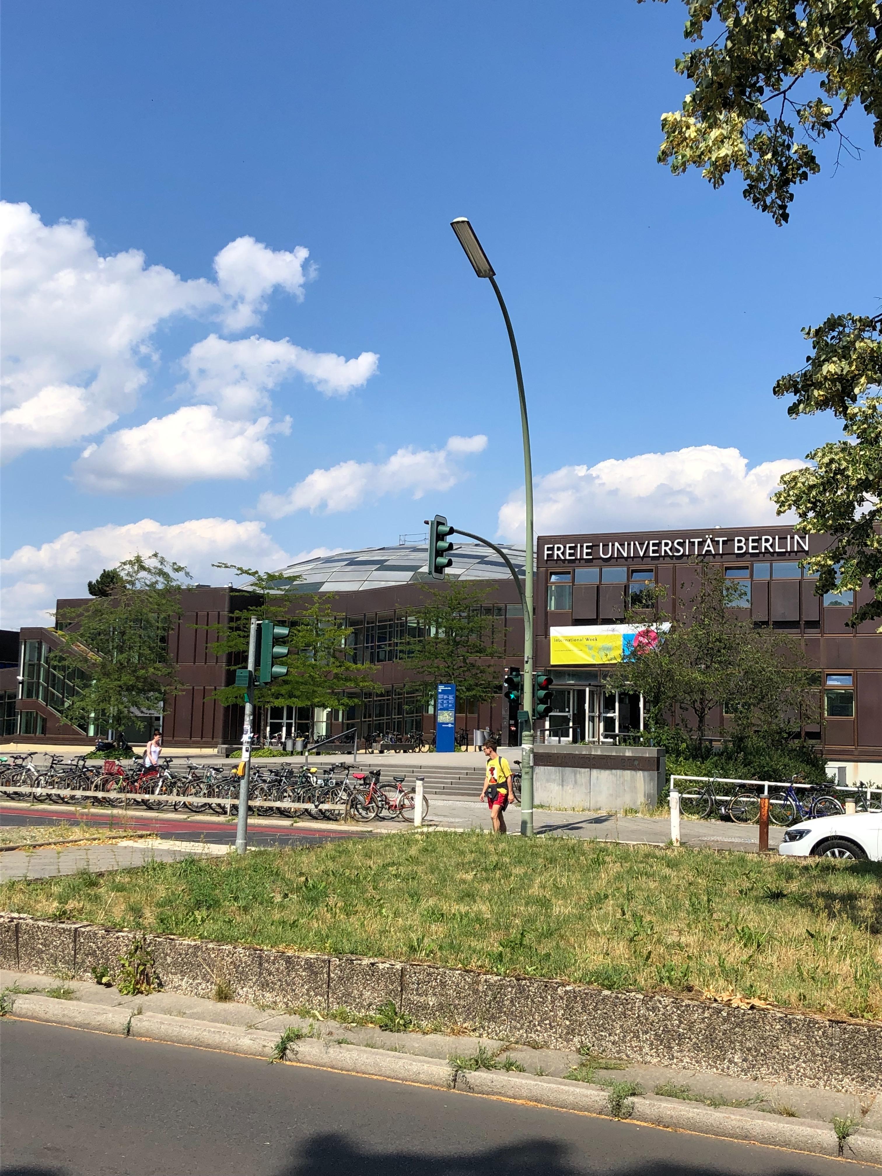 Fu Berlin Immatrikulationsbüro