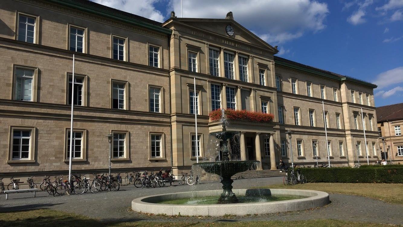 Uni Bib Tübingen