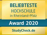 StudyCheck Award